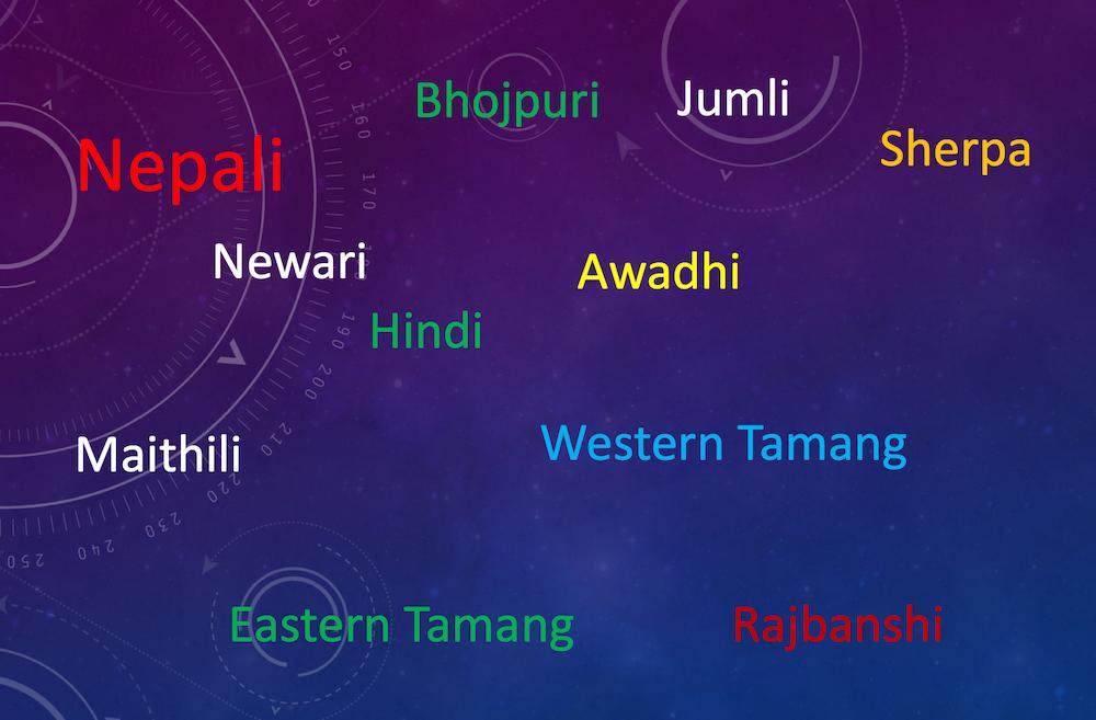Jumli language
